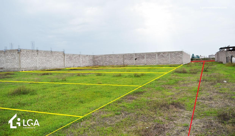 Terrenos a unos metros del SEDATU en Maravatío.